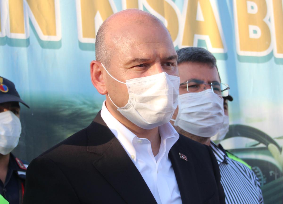 İçişleri Bakanı Süleyman Soylu açıkladı: Koronavirüsle ilgili yarın tüm Türkiye'de yapılacak