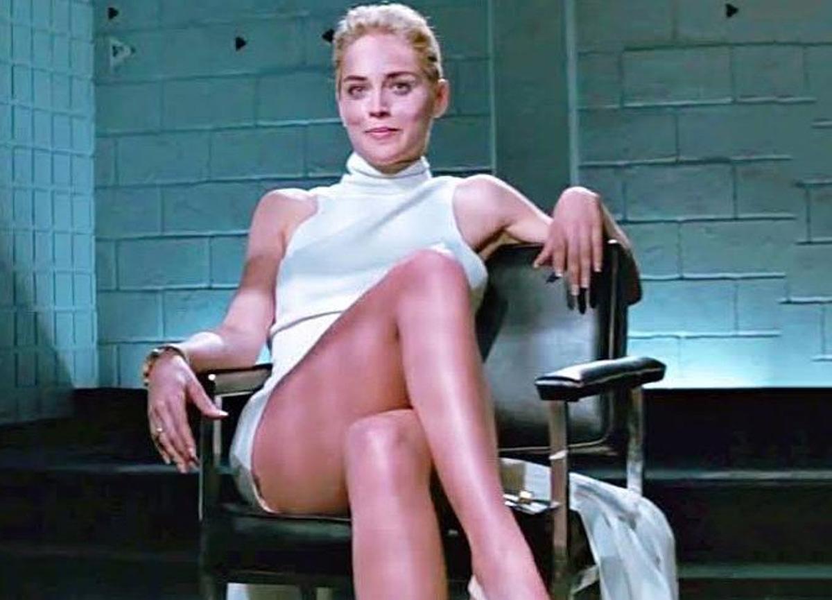 Ünlü oyuncu Sharon Stone'dan şaşırtan itiraflar: Boğazım kesildi, yıldırım çarptı, felç geçirdi
