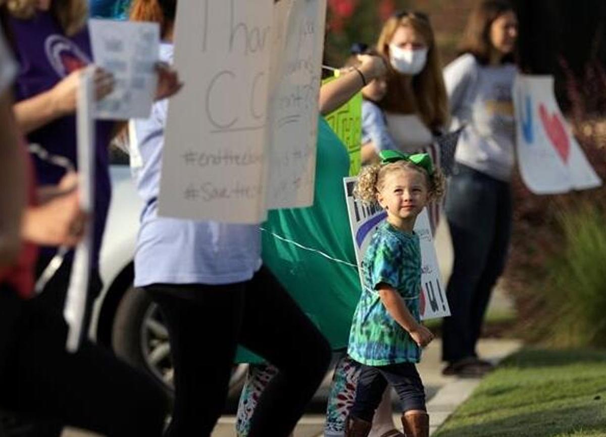 ABD'de şoke eden olay! 800 çocuk koronavirüs şüphesiyle karantinaya alındı
