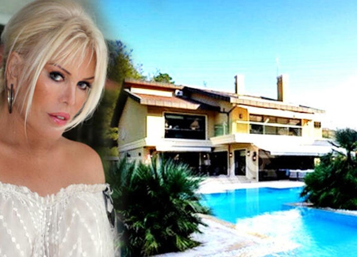 Ajda Pekkan ultra lüks villasını yeniden satışa çıkardı! Fiyatı ise dudak uçuklattı