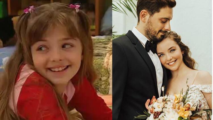 Sihirli Annem'in Ceren'i Gizem Güven evleniyor
