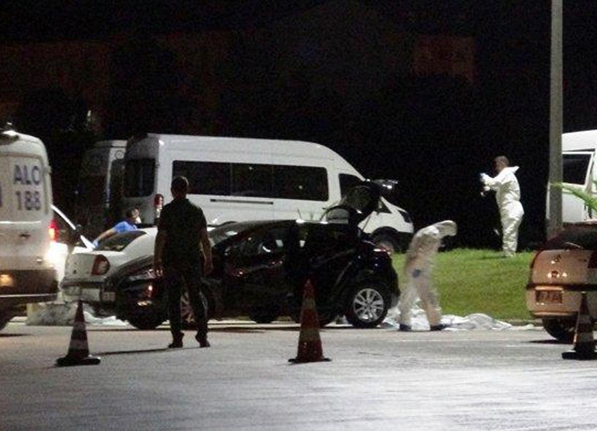 Antalya'da günlerdir aranan iş insanı Mohammed Mekki otomobilinin bagajında ölü bulundu