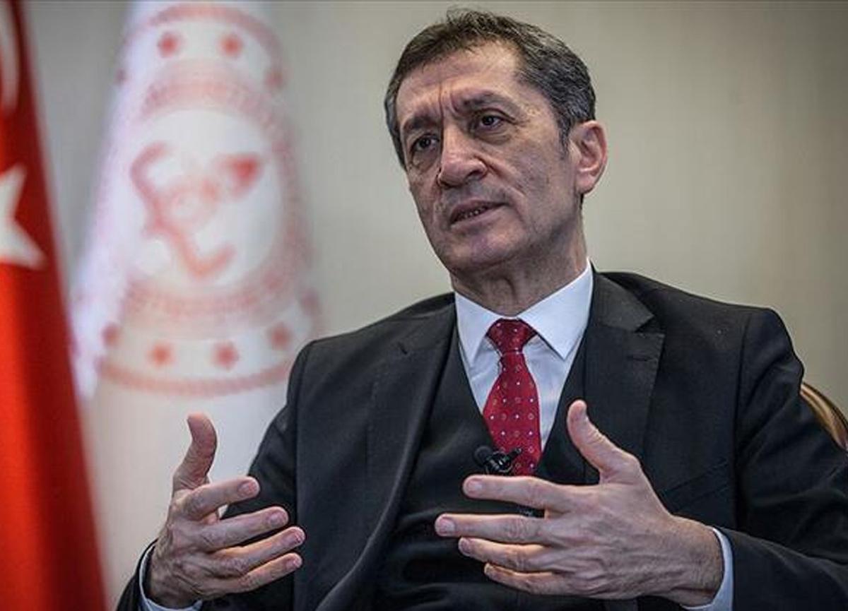 Milli Eğitim Bakanı Ziya Selçuk'tan okullarla ilgili flaş açıklama! Dönüş için önemli mesaj...