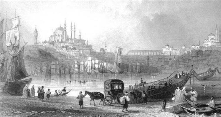 Tarih boyunca İstanbul depremleri! İstanbul'da devasa çukur oluştu...