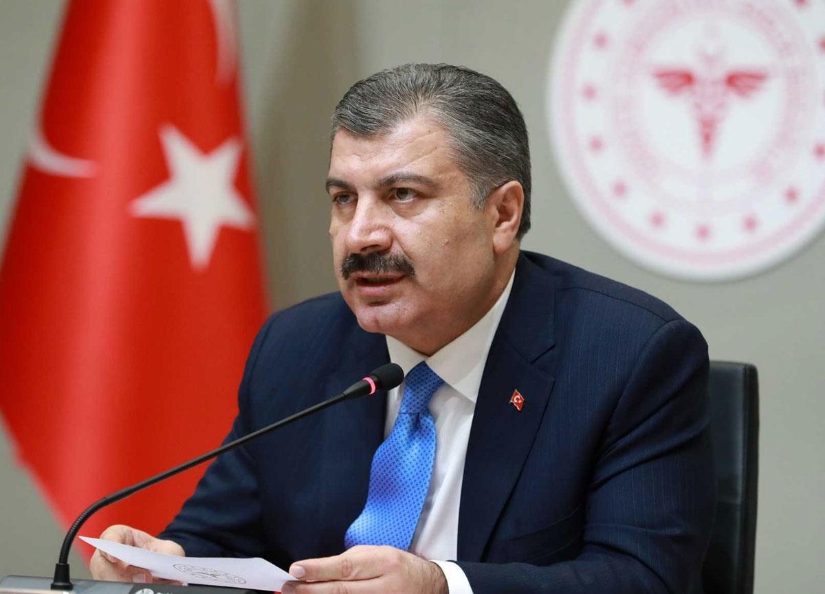Bakan Koca açıkladı! Türkiye'de bugün 22 vatandaşımız yaşamını yitirdi