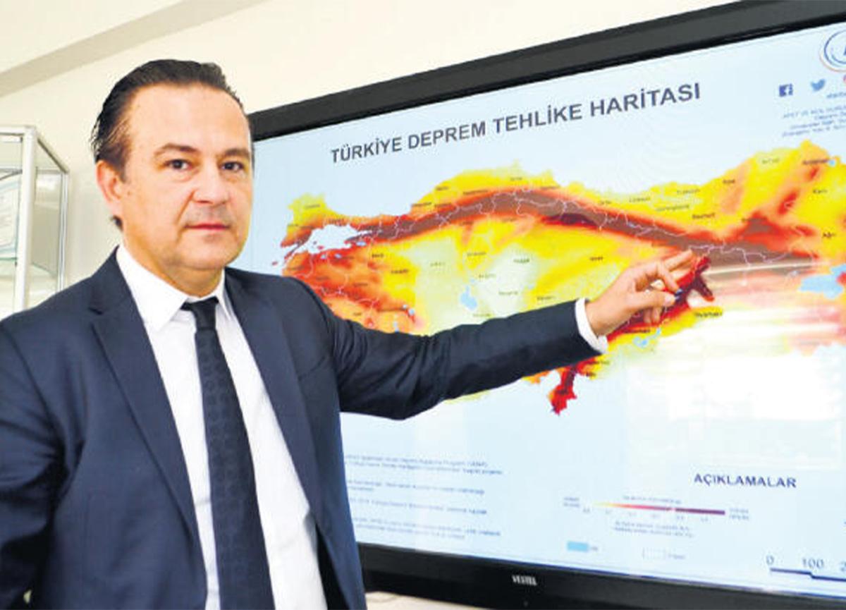 Deprem uzmanı uyardı: 'Yılda 2.5 santim kayıyoruz!'