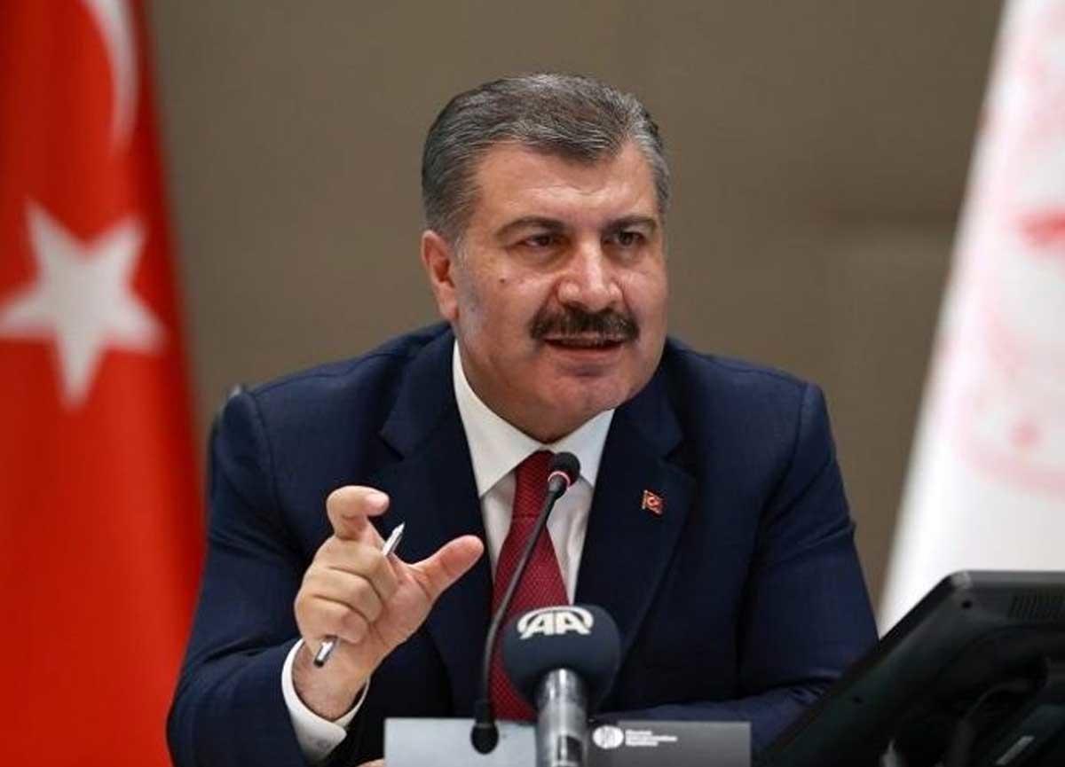 Fahrettin Koca açıkladı! Türkiye'de bugün 20 vatandaşımız yaşamını yitirdi