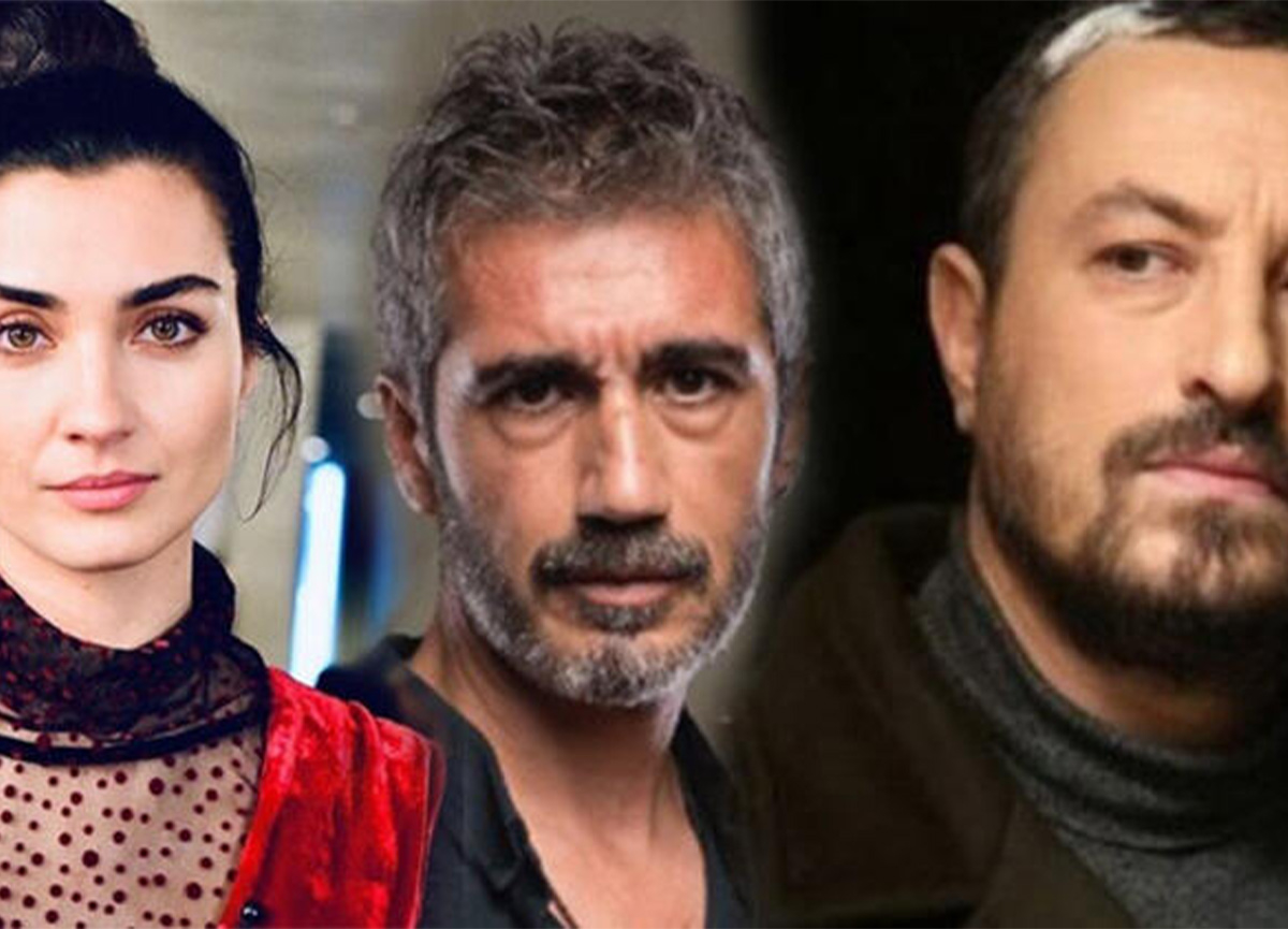 Tuba Büyüküstün, Cevdet Mercan'la aşk iddialarına ateş püskürdü!