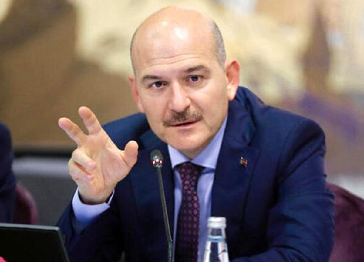 Bakan Süleyman Soylu acil hizmet numaralarının '112' numarasında birleştirileceğini açıkladı