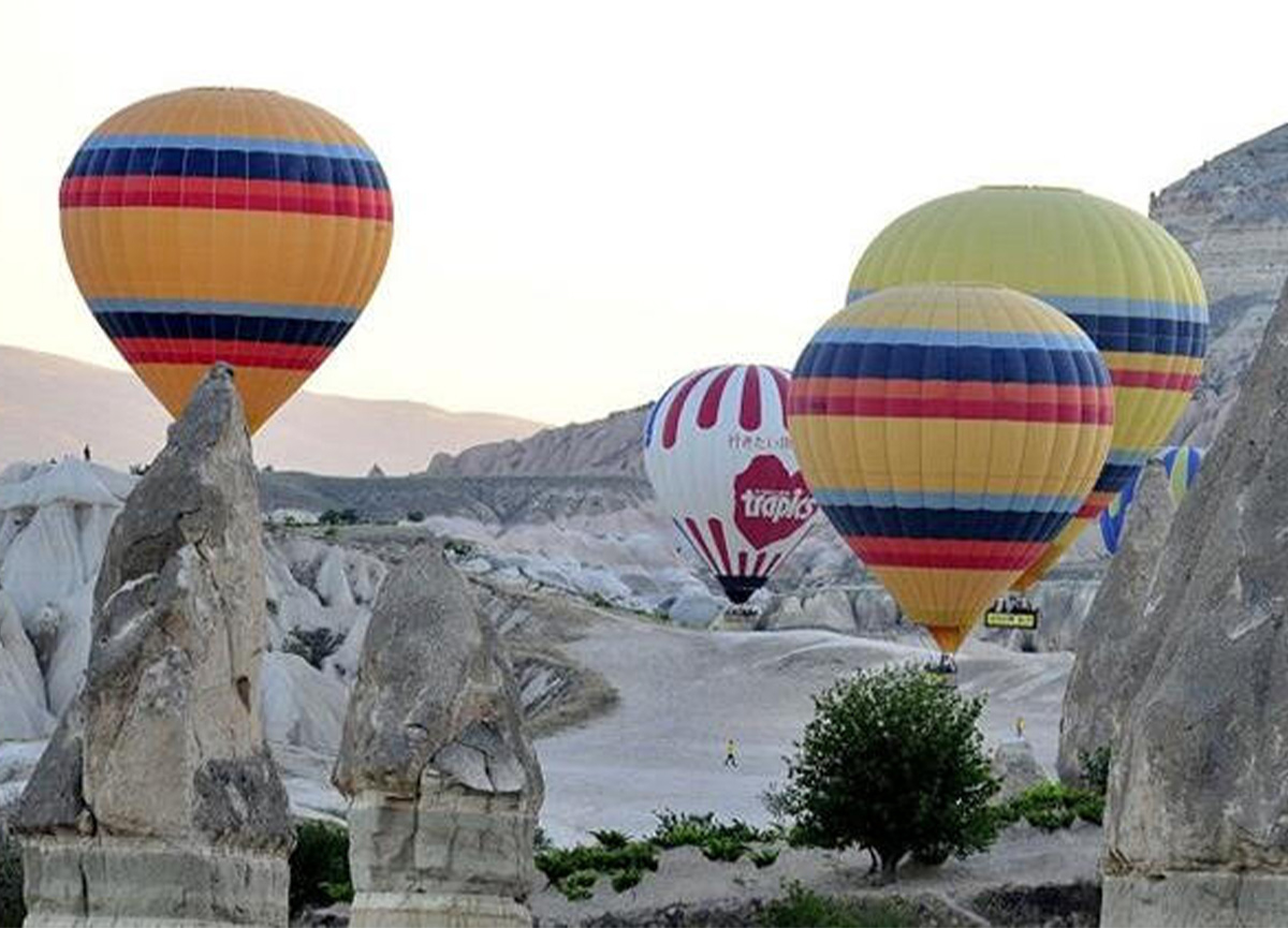 Ulaştırma Bakanı duyurdu! Balon turları yasağı kalkıyor!