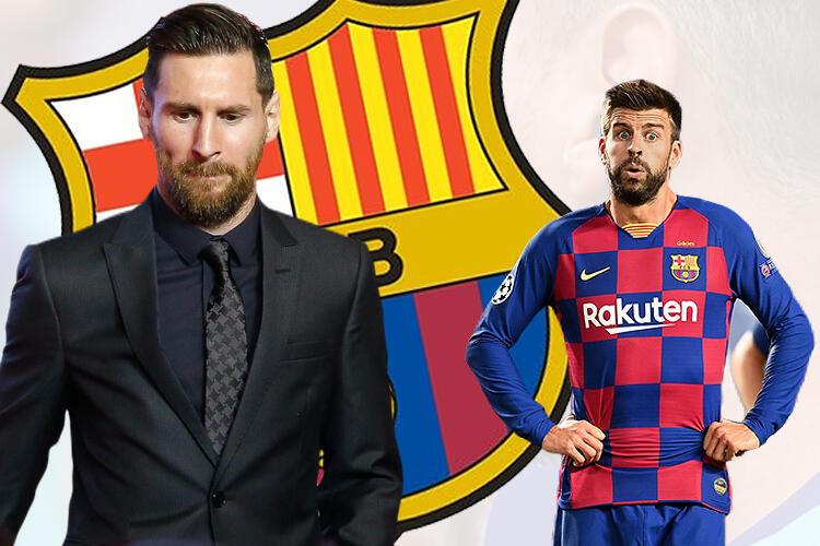 Dünya futbolunu sarsan haber! Barcelona'da deprem...