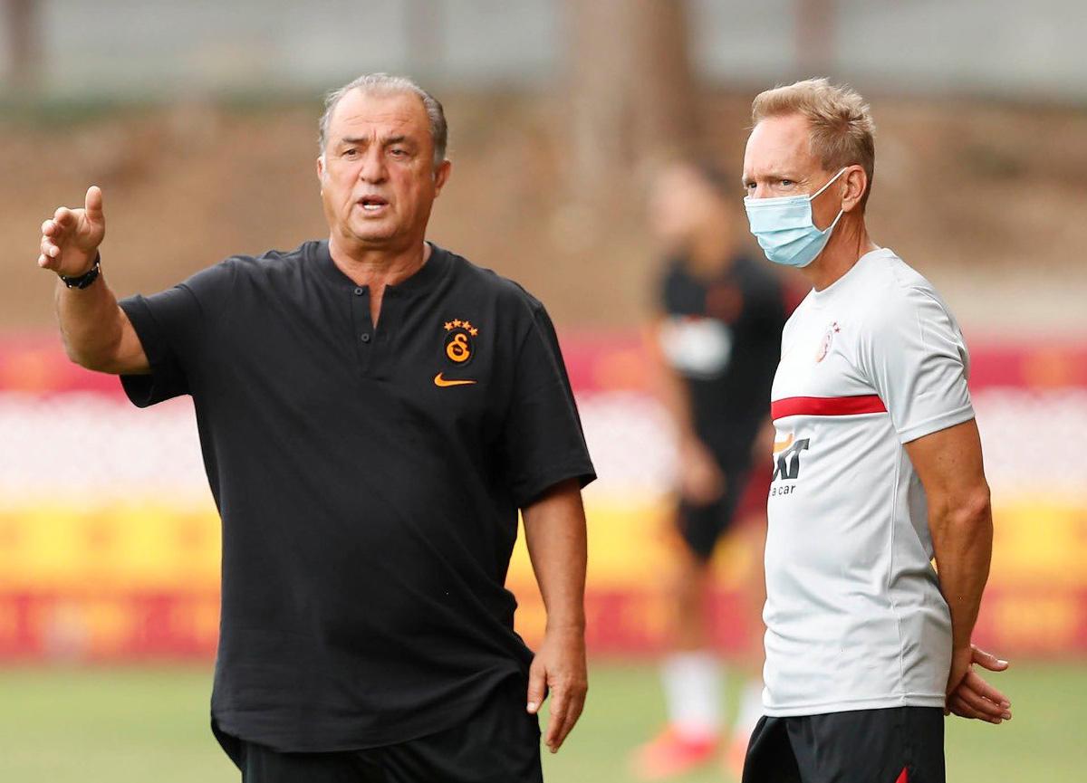 Galatasaray'da eski kondisyoner Scott Piri ile yeniden el sıkışıldı: İşte yapılan açıklama