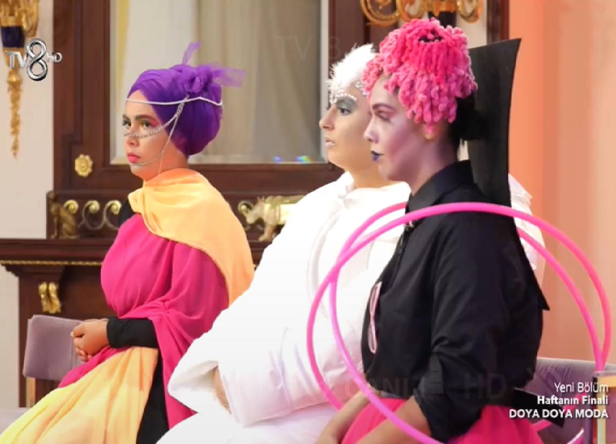 Doya Doya Moda'da kim elendi? 21 Ağustos Cuma Doya Doya Moda'da haftanın birincisi kim oldu? Günün konsepti!