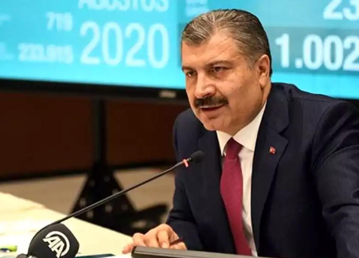 Sağlık Bakanı Fahrettin Koca sosyal medyadan paylaştı: Yenilen koronavirüs olacak