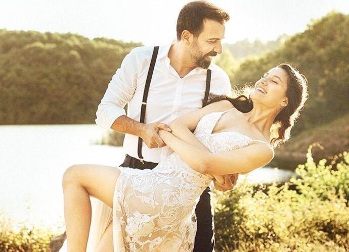 Oyuncu Emre Karayel ile Gizem Demirci düğün hazırlıklarına hız verdi