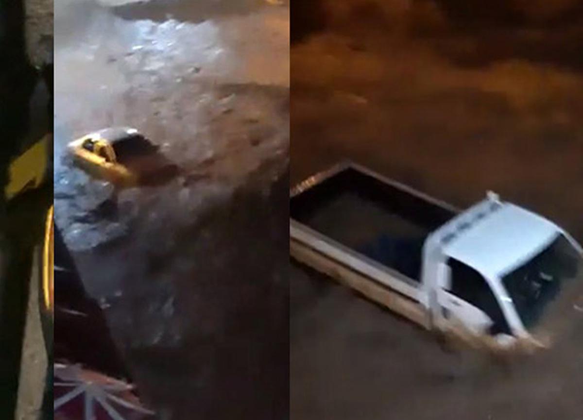 Giresun'da sel felaketi... Metrekareye 82 kilogram yağmur düştü