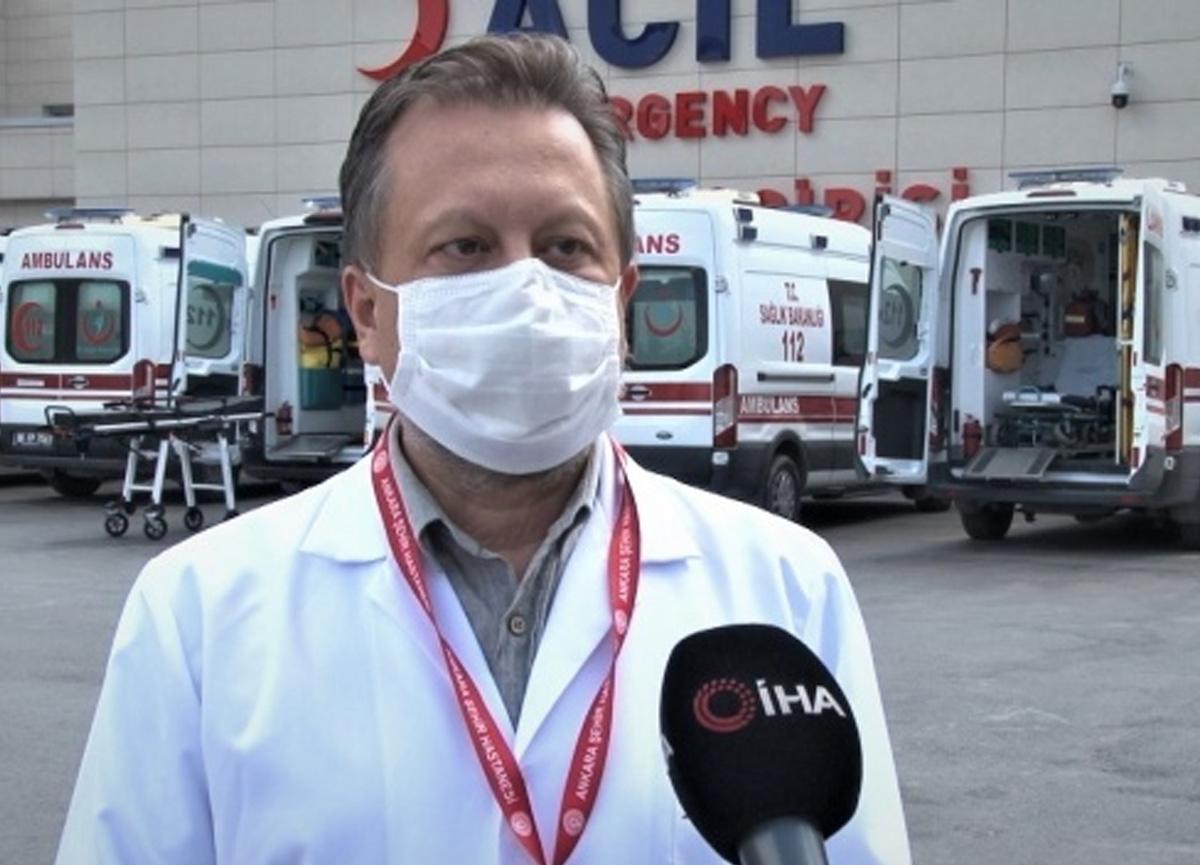 Prof. Dr. Oğuztürk'ten koronavirüs uyarısı! Deride döküntü koronavirüs belirtisi olabilir