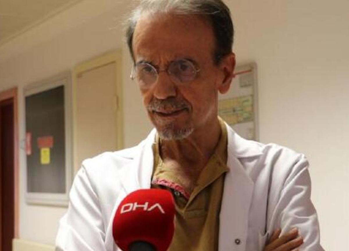 Prof. Dr. Mehmet Ceyhan uyardı: Çocuk, takabildiği yaşta maske takmalı
