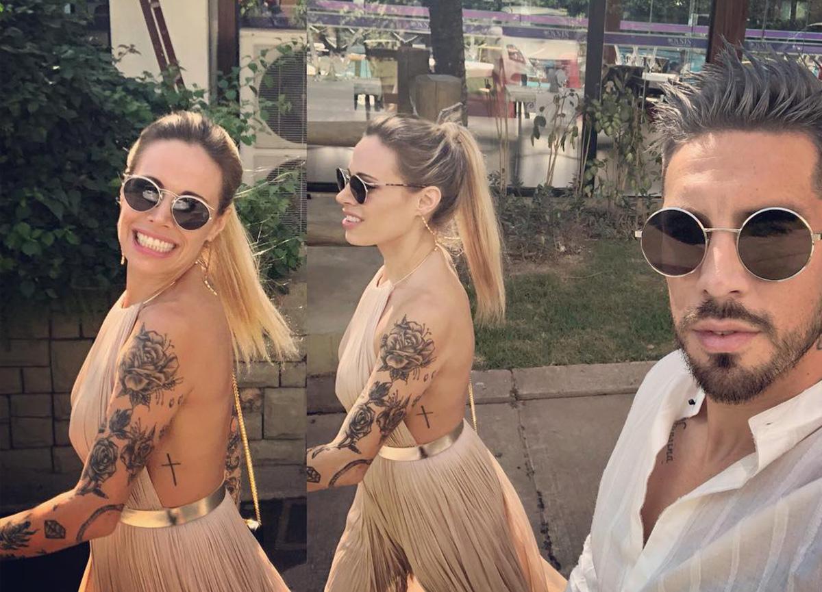 Son dakika: Fenerbahçe'nin yeni transferi Jose Sosa'nın eşi Carolina Alurralde, koronavirüs olduğunu açıkladı