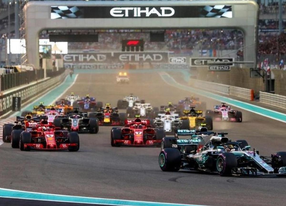 Son dakika haberi... Formula 1, 9 yıl aradan sonra İstanbul'a geri döndü