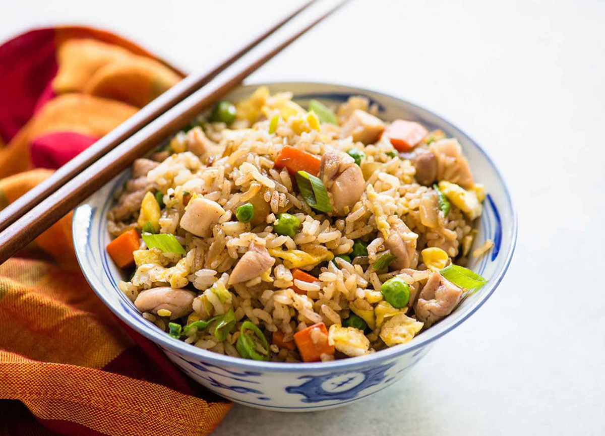 Çin pilavı tarifi ve malzemeleri! 25 Ağustos MasterChef 2020 Fried Rice nasıl yapılır? Çin Pilavı malzemeleri