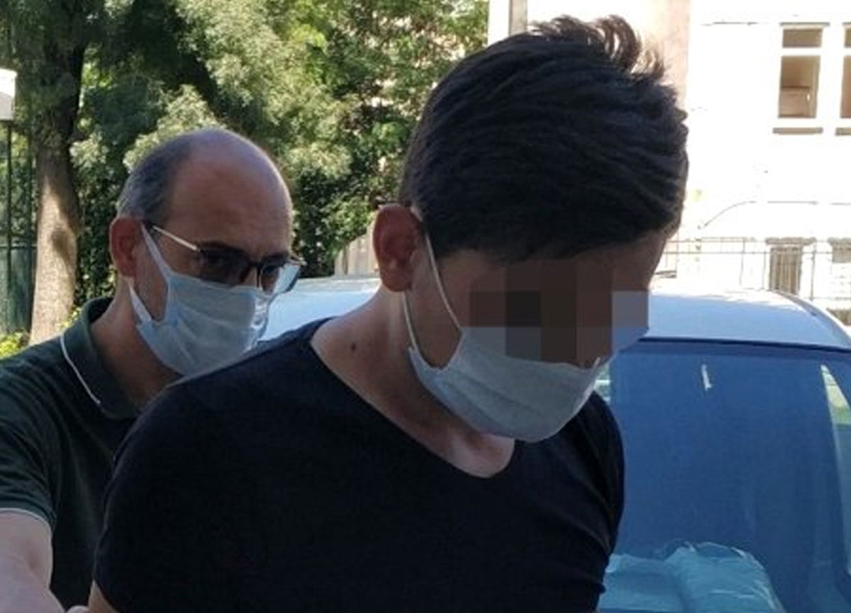 Samsun'da 15 taşındaki kıza istismara tutuklama