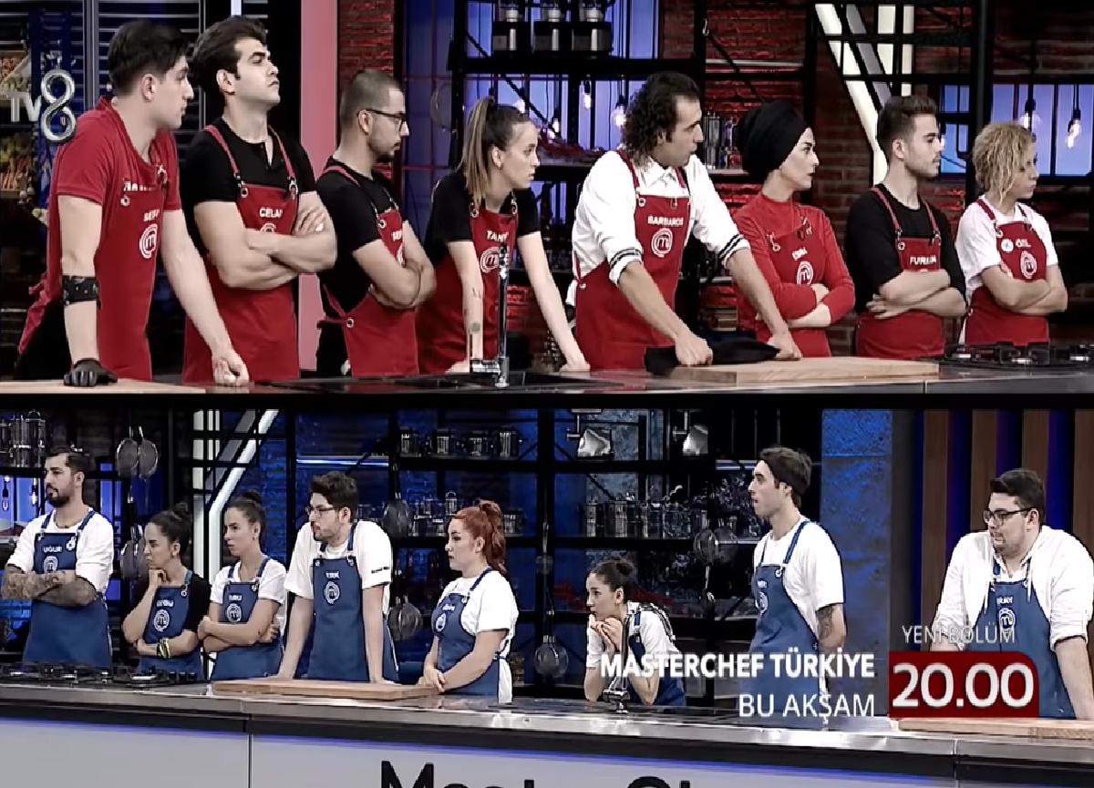 TV8'de Çin Mutfağı rüzgarı! 25 Ağustos Salı MasterChef 2020'de dokunulmazlığı hangi takım kazandı?