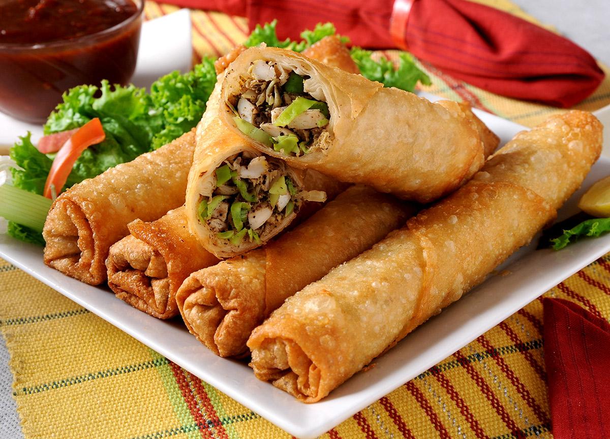 Çin böreği (Spring Roll) tarifi ve malzemeleri! 25 Ağustos MasterChef 2020 Spring Roll nasıl yapılır?