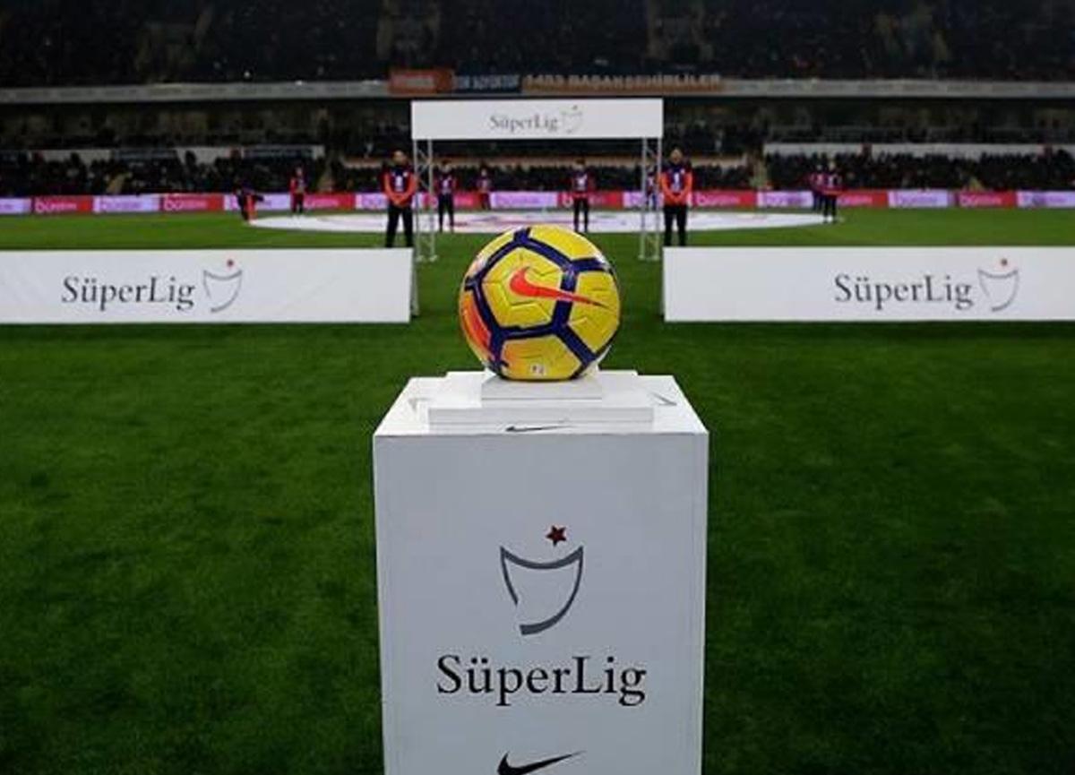 Süper Lig'de 2020-2021 sezonu fikstürü çekiliyor!