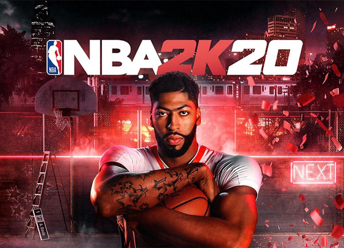 Ünlü basketbolcularla 'NBA' hissini yaşatacak oyun: NBA 2K20