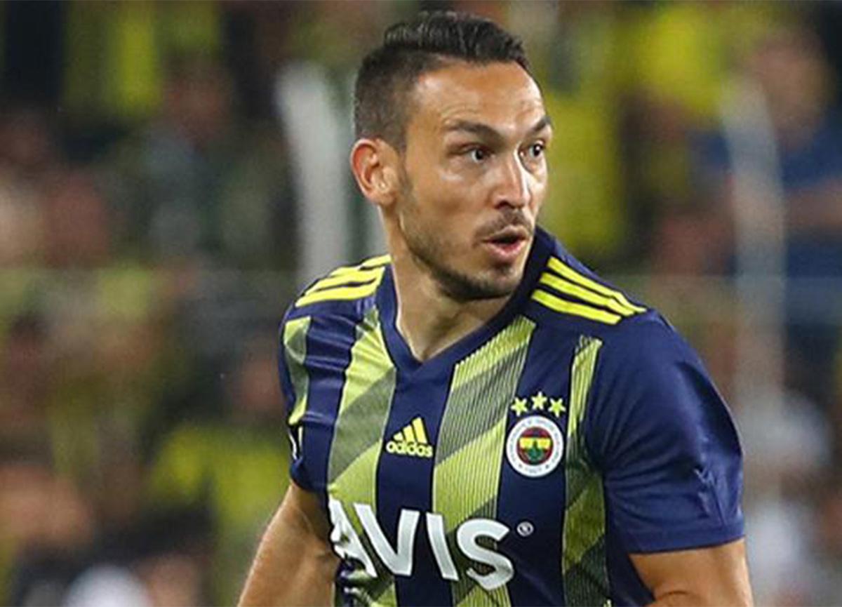 Fenerbahçe'de Mevlüt Erdinç ile yollar ayrıldı!