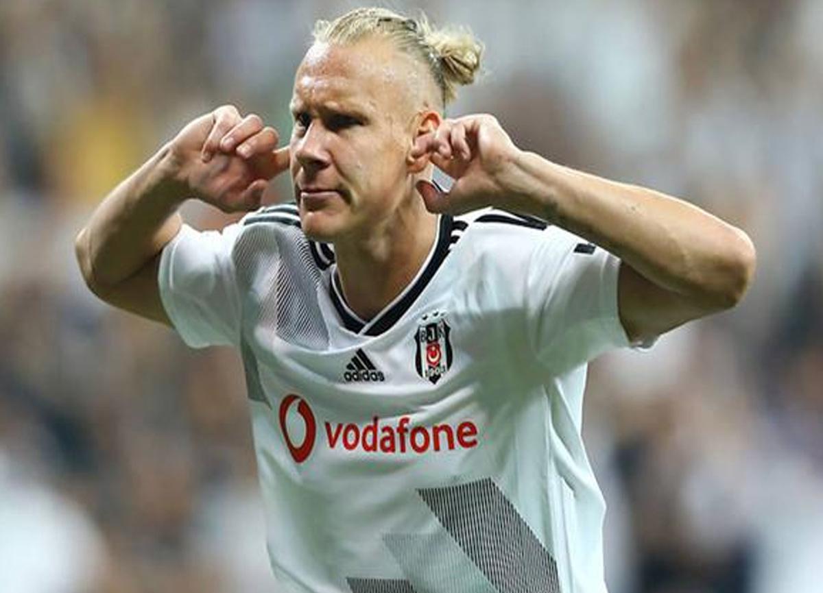 Beşiktaşlı Vida'ya İtalyan takımı Parma talip oldu