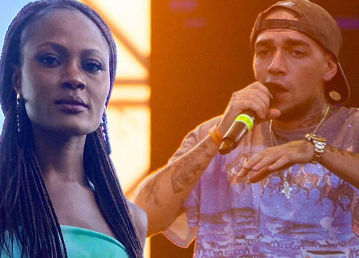 Ezhel'le yaşadığı aşkla dikkat çeken Malili şarkıcı Tina, aldatıldığını iddia etti