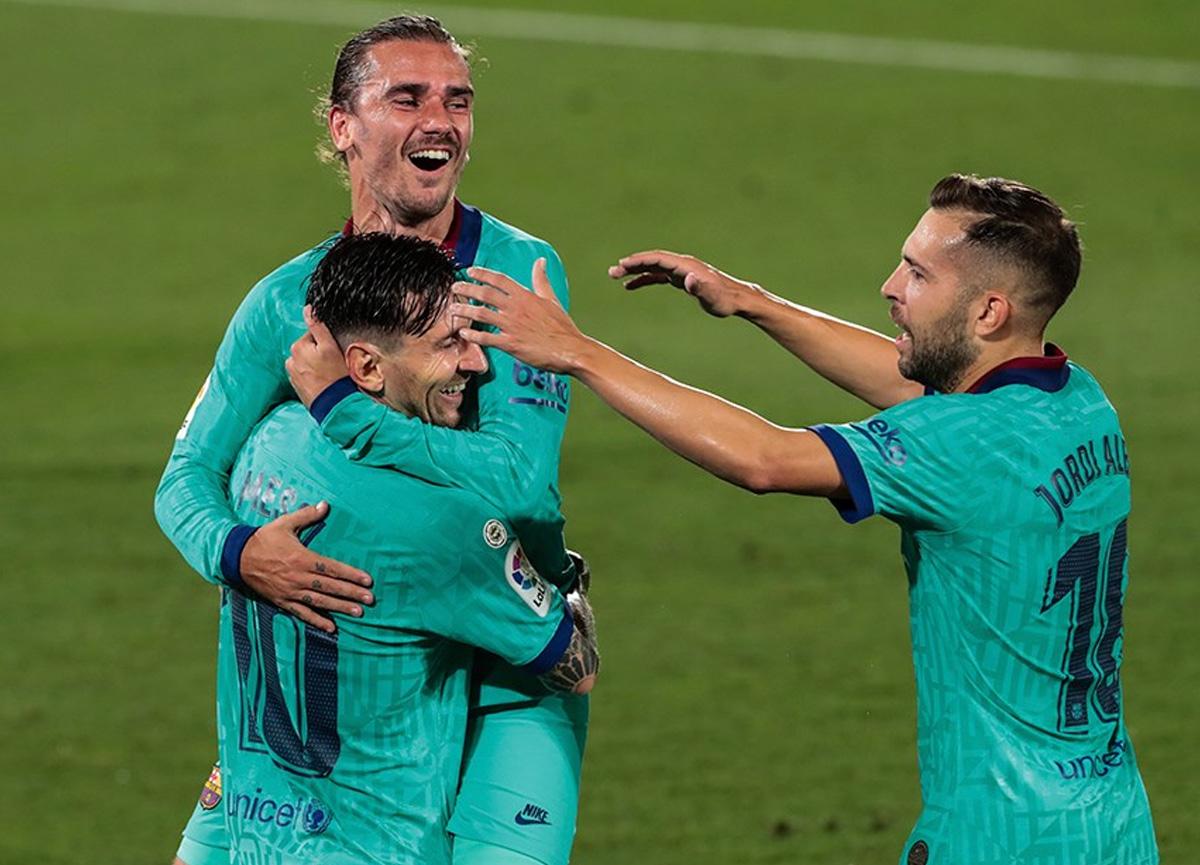 Antoine Griezmann'dan flaş Lionel Messi açıklaması