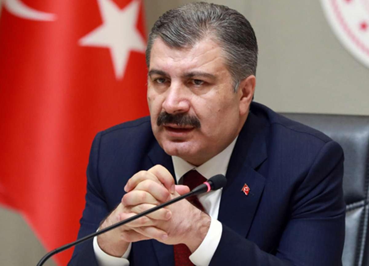Diyarbakır'a giden Sağlık Bakanı Fahrettin Koca'dan flaş açıklamalar