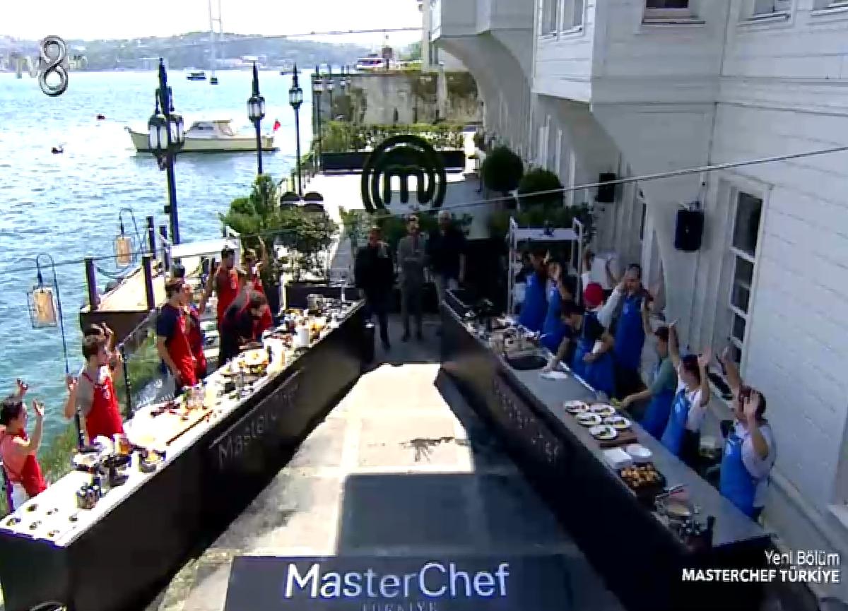MasterChef'te 3. dokunulmazlık oyununu kim kazandı? 5 Eylül 2020 MasterChef Türkiye eleme adayları kim oldu?