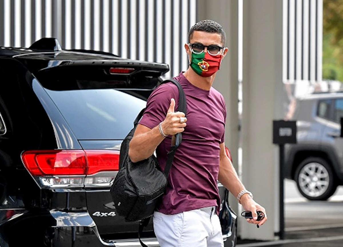 Ayağını arı sokan Ronaldo, kadrodan çıkarıldı