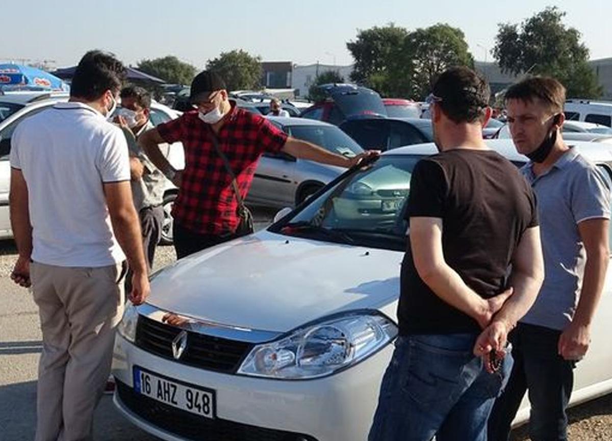 ÖTV zammı, ikinci el otomobil fiyatlarını yeniden uçurdu!