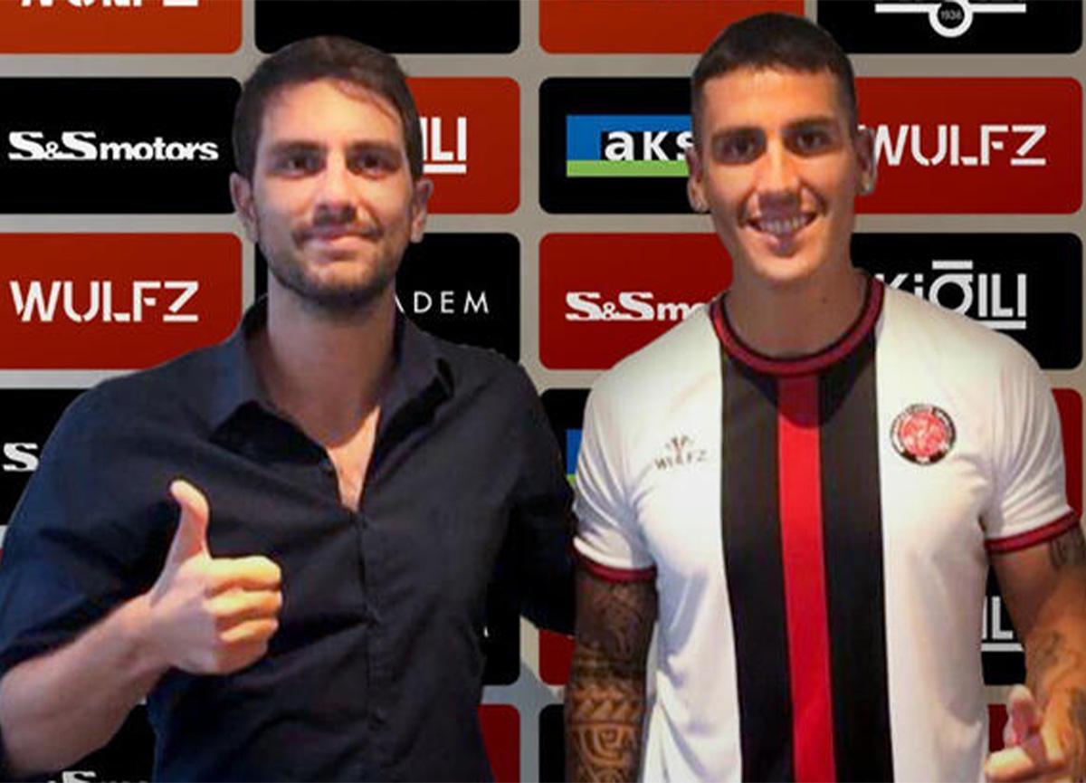 Beşiktaş ile yollarını ayıran Enzo Roco, Fatih Karagümrük'le anlaştı!