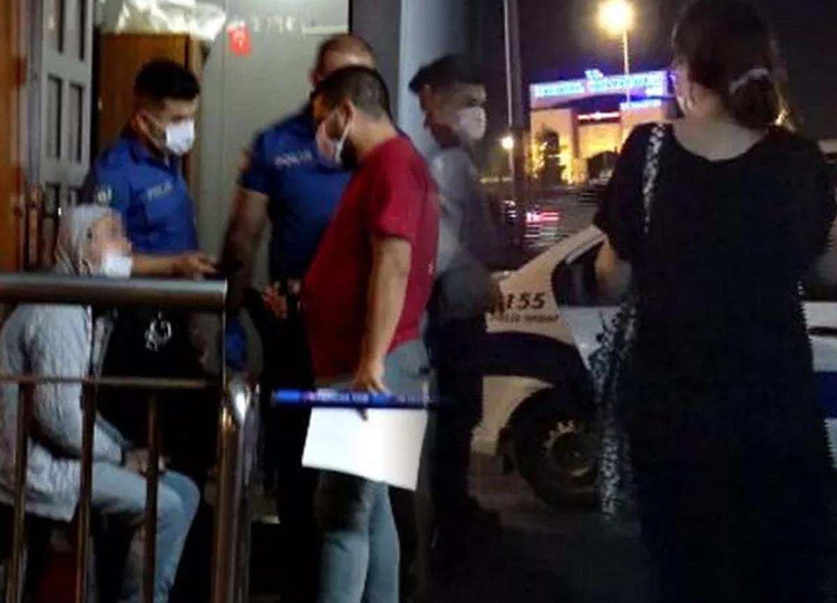 Şoföre söyledi, güvenliğe teslim edildi! İstanbul'da metrobüste taciz iddiası