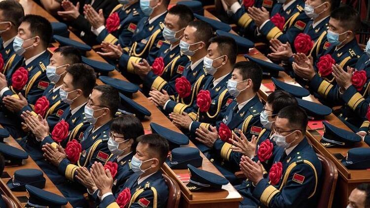 Çin gövde gösterisi yaptı dünyadan tepki yağdı! Herkes bu görüntüyü konuşuyor