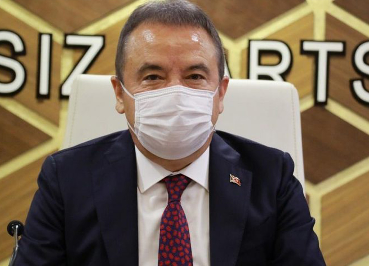 Antalya Büyükşehir Belediye Başkanı Muhittin Böcek için kritik 24 saat! Koronavirüs tedavisi görüyor!