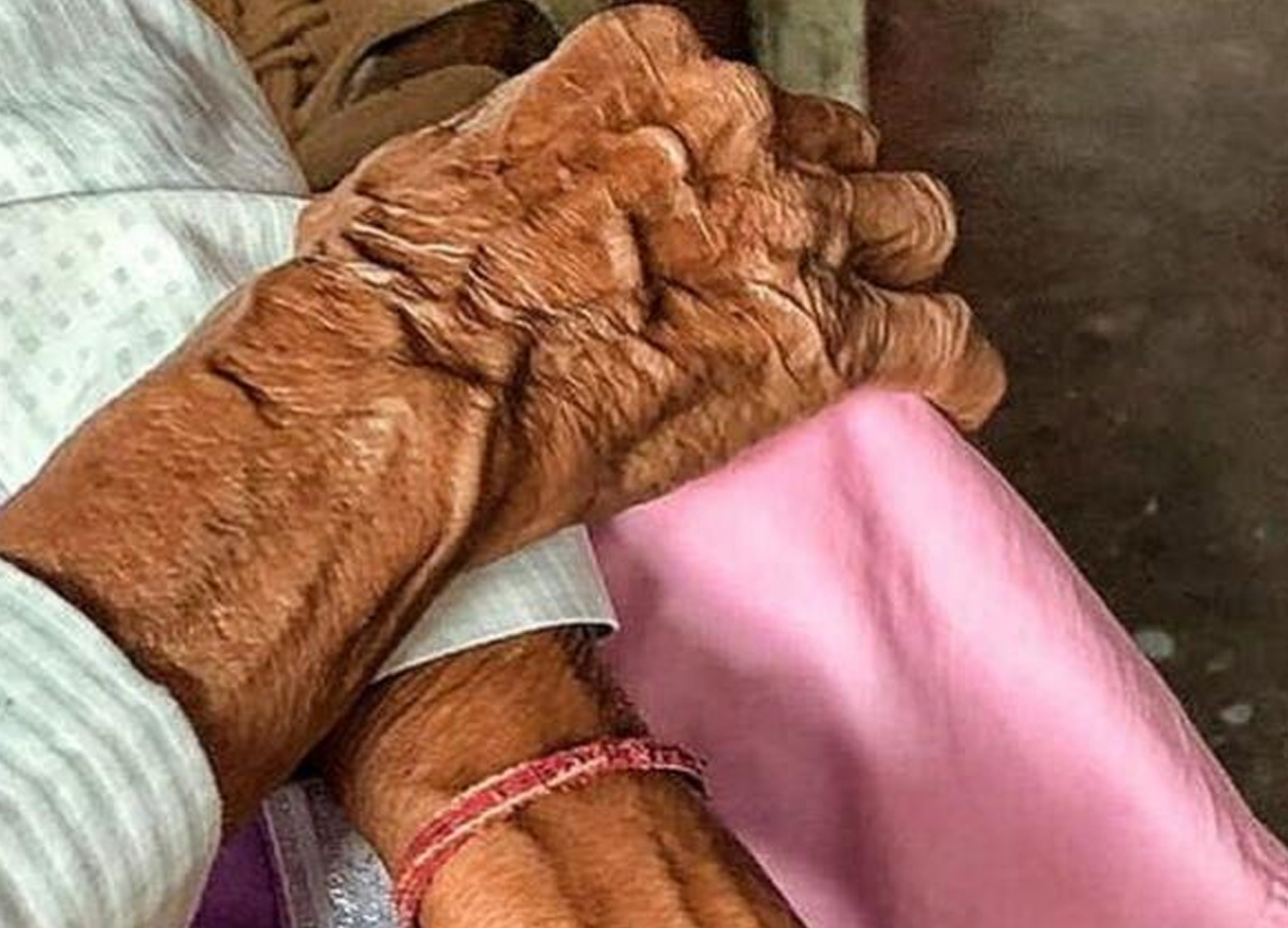 86 yaşındaki kadına tecavüz eden zanlı köylüler tarafından yakalanıp polise teslim edildi
