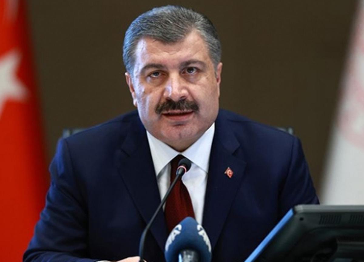 Sağlık Bakanı Fahrettin Koca canlı yayında açıkladı: Van'da son ayda vaka artışı iki katına çıktı