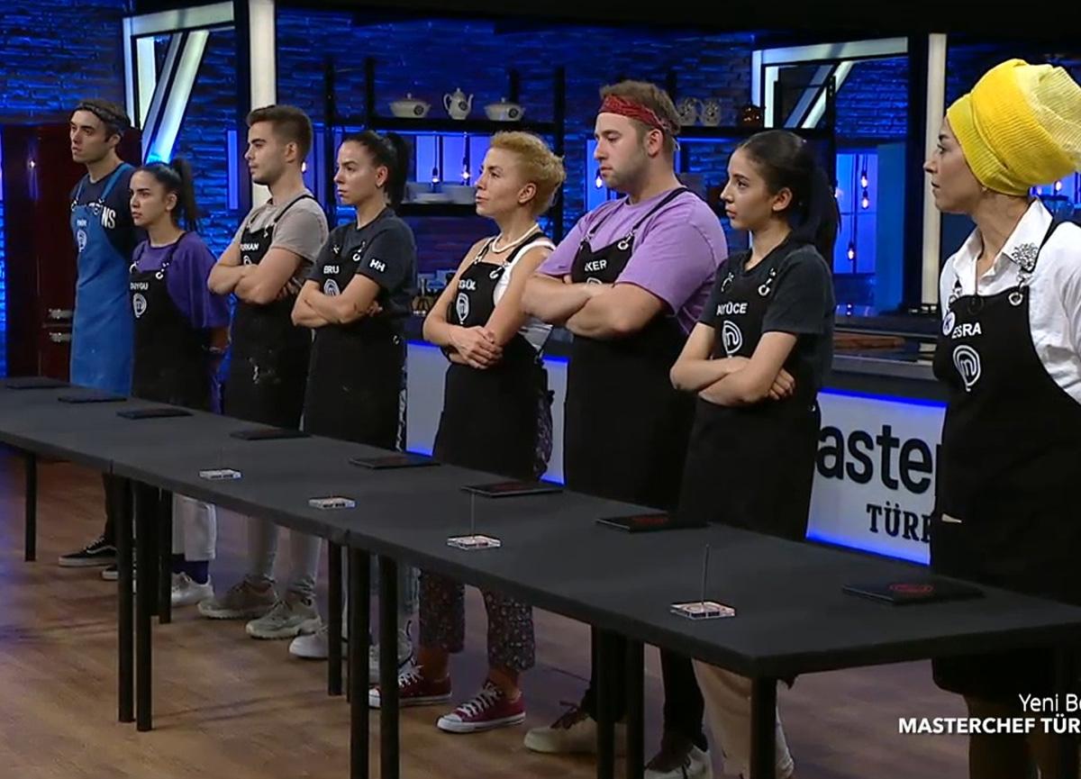 MasterChef'te eleme adayları kim oldu? 9 Eylül MasterChef'te haftanın 3. ve 4. eleme adayları kimler oldu?