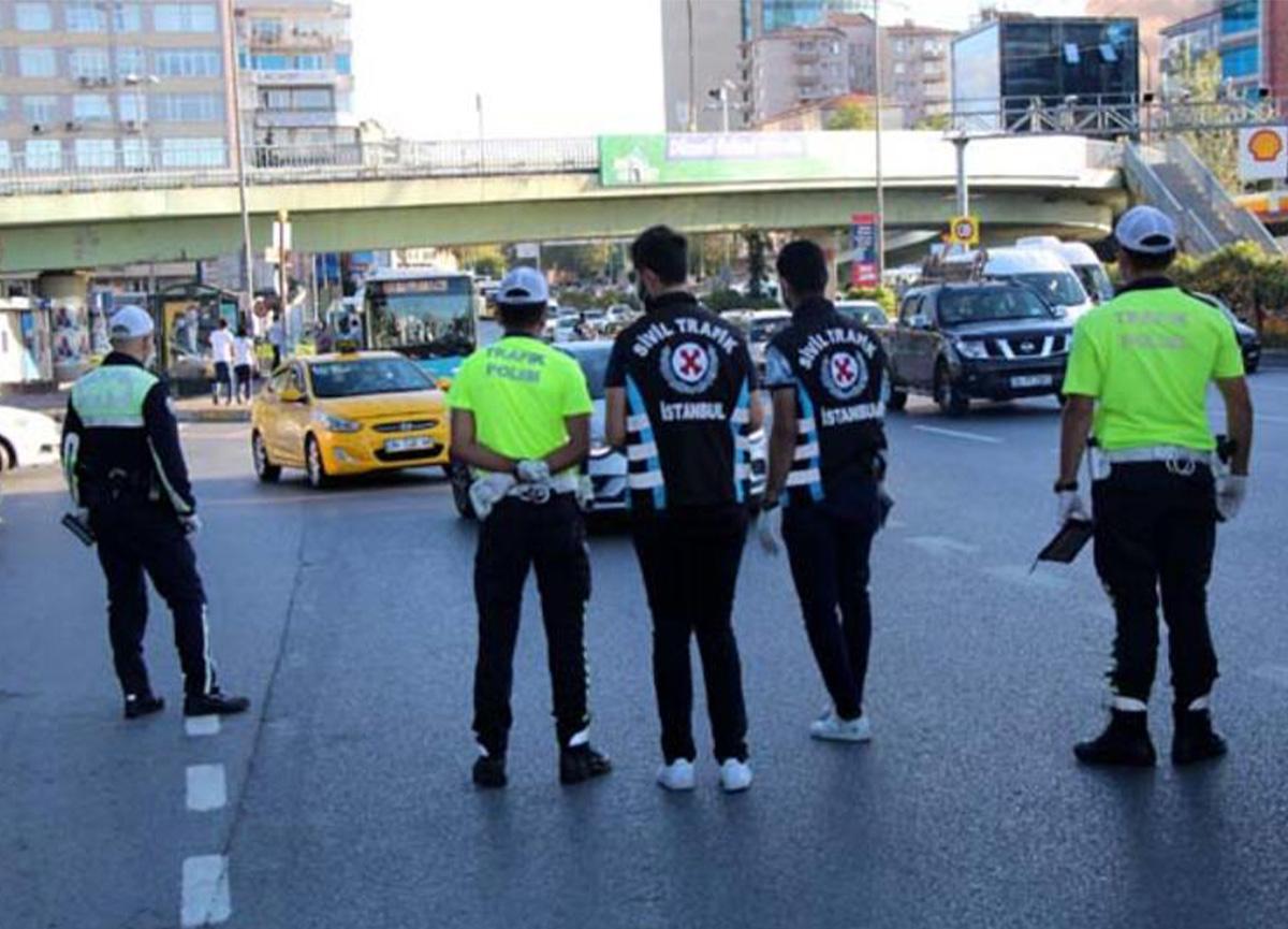 Dikkat! Polis yolları tuttu, denetim yapıyor!