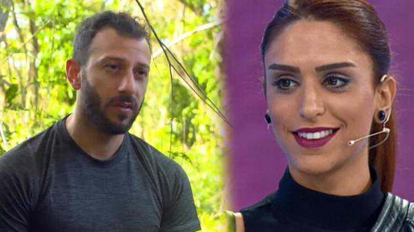 Survivor Ardahan Uzkanbaş gönlünü Tuğçe Ergişi'ye kaptırdı!