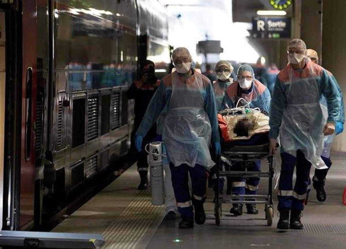 Fransa'da koronavirüs felaketi! Bir günde tam 9 bin 406 vaka...