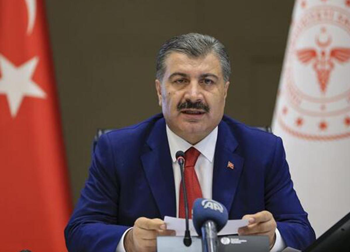 Sağlık Bakanı Fahrettin Koca: 100 bin karantina kaçağı var, İstanbul'da yüzde 32 vaka artışı var