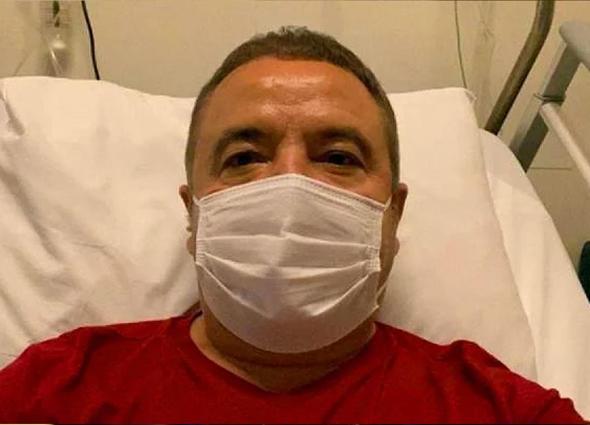 Antalya Büyükşehir Belediye Başkanı Muhittin Böcek'in son koronavirüs testi negatif çıktı